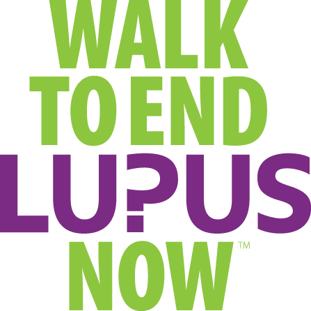 Walk to End Lupus Now Logo