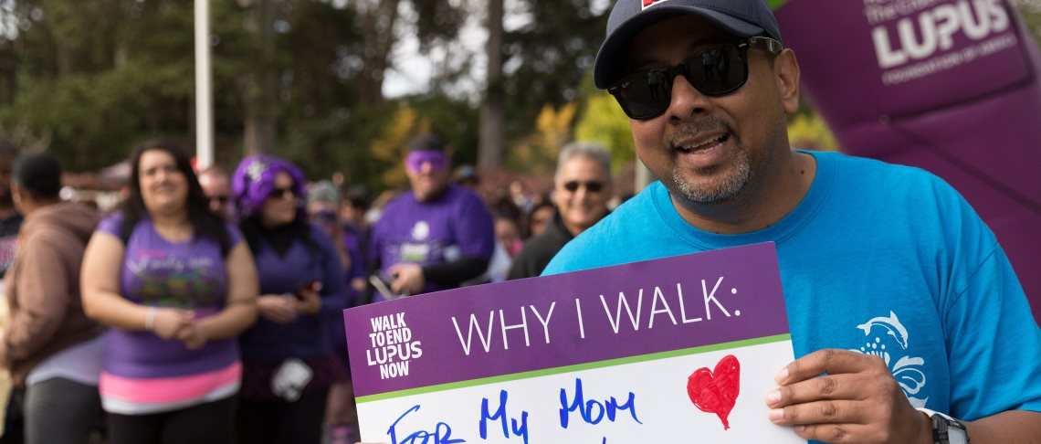 2017 Walk To End Lupus