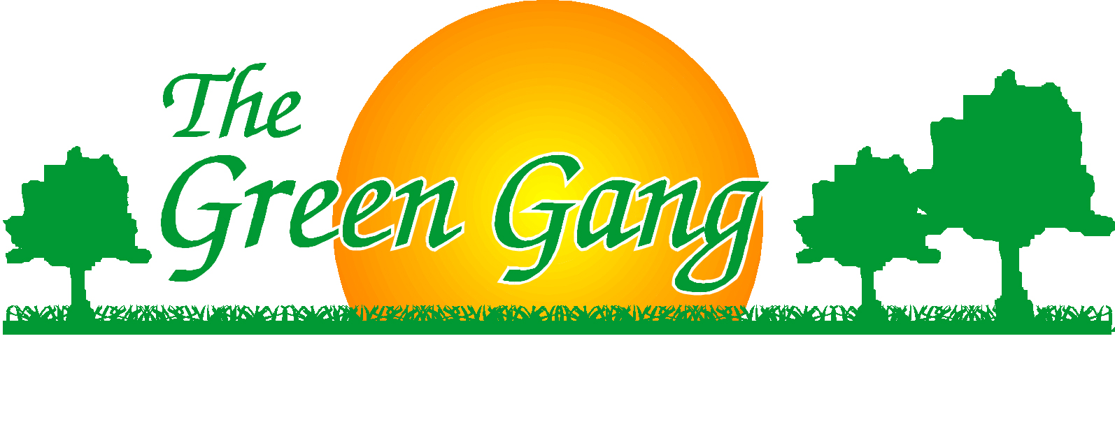 The Green Gang log
